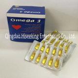 Óleo de peixes farmacêutico certificado PBF Softgel de Omega 3 dos produtos químicos