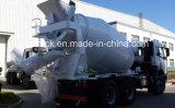 Caminhão do misturador, caminhão do misturador concreto de 8-10 Cbm