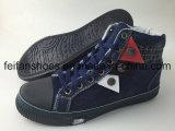 Les chaussures supérieures d'injection d'enfants de Jean, les chaussures de chaussures de Hotsale avec la meilleure qualité et compétitif Prises (FFHH-092608)