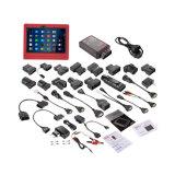 Блок развертки диагностики автомобиля системы старта X431 PRO3 Scanpad Bluetooth /WiFi полный
