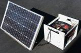 1000W 2000W del kit solar del montaje de la azotea del sistema eléctrico de la red/terminan energía solar modificada para requisitos particulares