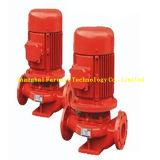 Hohe Anstieg-Gebäude-Pumpe/Feuer stabilisierte Druckpumpe