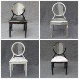 Nogal antiguo color imitación madera silla de estilo Louis XV en Europa y EE.UU. (YC-A84)