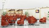 Runde metallhaltige einzelne Büro-Sofa-Couch-Empfang-Möbel (UL-S323)