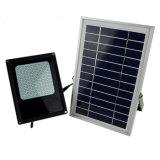 15W LED太陽ライト3528 SMD 120 LEDs太陽動力を与えられたパネルの洪水ライト夜センサーの屋外の庭の景色ライト