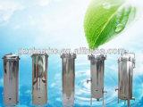 """De industriële Ss/van pvc 20 """" pp Apparatuur van de Huisvesting van de Filter van het Water van de Patroon"""