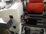 El papel automático filma la máquina que lamina del PVC con el rodillo caliente