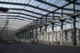 La Chine a préfabriqué le prix de construction d'entrepôt de bâti en acier