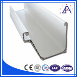 Pista de aluminio de T para el material de construcción