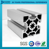 Perfil de aluminio de aluminio 6063 T5 para la construcción industrial