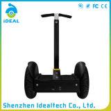 18km/H scooter électrique d'Individu-Équilibre de roue de la vitesse deux