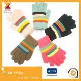 Подгонянный цвет Stripes перчатки экрана Kinttingtouch