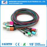 Schnelles aufladendaten USB-Mikrokabel für Samsungandroid-Telefon