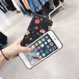 Cas de téléphone mobile de fleur de PC de transfert de l'eau pour l'iPhone 7