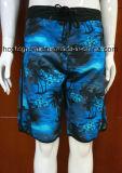 Beachwear Swimwear тяжелое дыхание краткости прибоя печати полиэфира для людей/женщин