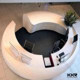 Kkrのショッピングモールのための現代机のカウンター