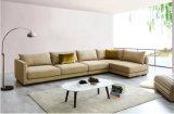 Wohnzimmer L Form-Gewebe-Sofa stellte für Hauptgebrauch ein (FS-024)