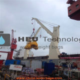 50t de zware Zak van het Gewicht van het Water van de Test van de Kraan van de Lift Zee