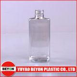 Preiswerteste quadratische geformte Plastikflasche des haustier-20ml für das kosmetische Verpacken