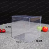 PVC-Plastikgeschenk-Kasten-Verpackungspaket-transparente Kasten