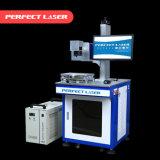 3ワット5のワット355nmの光学樹脂の金属紫外線レーザーのマーキング機械