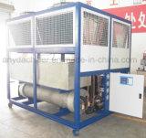 135kw 50HP 격판덮개 열 교환 증발기 공기에 의하여 냉각되는 물 냉각장치