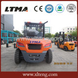 Ltma Gabelstapler-konkurrenzfähiger Preis 6 Tonnen-Diesel-Gabelstapler