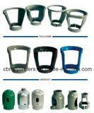 Verlegen-Typ Plastikschutz/-griffe