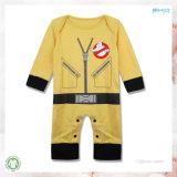 Umschlag-Stutzen Baby-Abnützung Gots Baby Playsuit