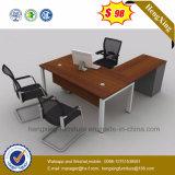 Tabella moderna dell'ufficio della scrivania del MDF del cuoio delle forniture di ufficio di nuovo stile (HX-G0088)