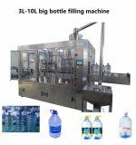 熱い販売および容量自動5L 7L 10Lのドラムバケツによってびん詰めにされる3in1回転式水満ちるびん詰めにする機械