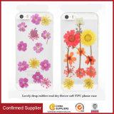 Phone Case goccia bella gomma reale Dry Flower TPU