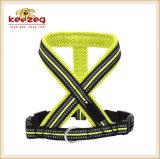 Harnais de chien / qualité de peau doux et de confort Reflexif / Nylon de qualité (KC0105)