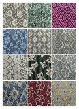 Tessuto chimico del merletto del Crochet del cotone per la signora Blouse