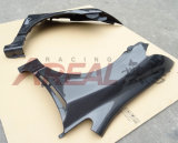 Defensas de frente da fibra de carbono para Honda Civic Fd1 2006-2008