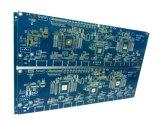 16 Schichten Vorhänge begrabene Vias Schaltkarte-Prototyp-mit elektronischer Zoll gedruckte Schaltkarte