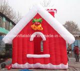 膨脹可能なクリスマスの装飾、膨脹可能なクリスマスの家