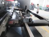 Dobladora plateada de metal del CNC de Underdrive de la hoja serva electrohidráulica Tr3512