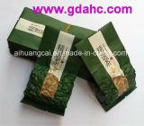 Bolso de empaquetado del alimento de la servilleta del té de aluminio plástico del bolso