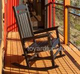 Классический Relaxing UV защищенный стул коромысла Polywood деревянный президентский