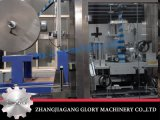 Machine de remplissage de bouteilles liquide automatique de bonne qualité avec l'écriture de labels recouvrante