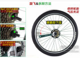 自転車Freewheel/11speed Freewheel/11-28tはLC-F023を惰性で動かす