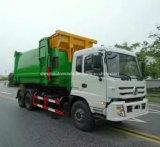 Dongfeng 6X4 25 tonnes de crochet de camion de bras avec le matériel de compactage