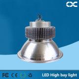 alta luz industrial ligera al aire libre de la iluminación LED de la bahía 100W