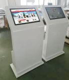 55インチの床の立場LCDのタッチスクリーンのパネルのタッチ画面のモニタのキオスク