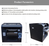 Impresora ULTRAVIOLETA plana de la tinta de Digitaces LED de la talla A3, impresora de la inyección de tinta