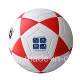 中国安く薄板にされたPUのフットボールのサッカーボール4