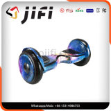 """""""trotinette"""" esperto do balanço de Hoverboard dos veículos com rodas coloridos do diodo emissor de luz 2"""