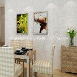 Papier peint de PVC de revêtement de décoration de mur de mode pour la salle de séjour
