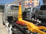 Dongfeng mini 3cbm Ss  Caminhão de lixo destacável do recipiente
